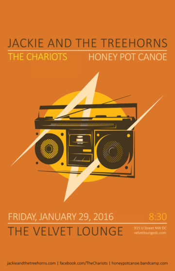 The Velvet Lounge – January 29, 2016