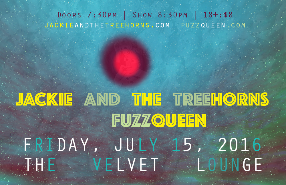 Velvet Lounge – July 15, 2016 (DC)