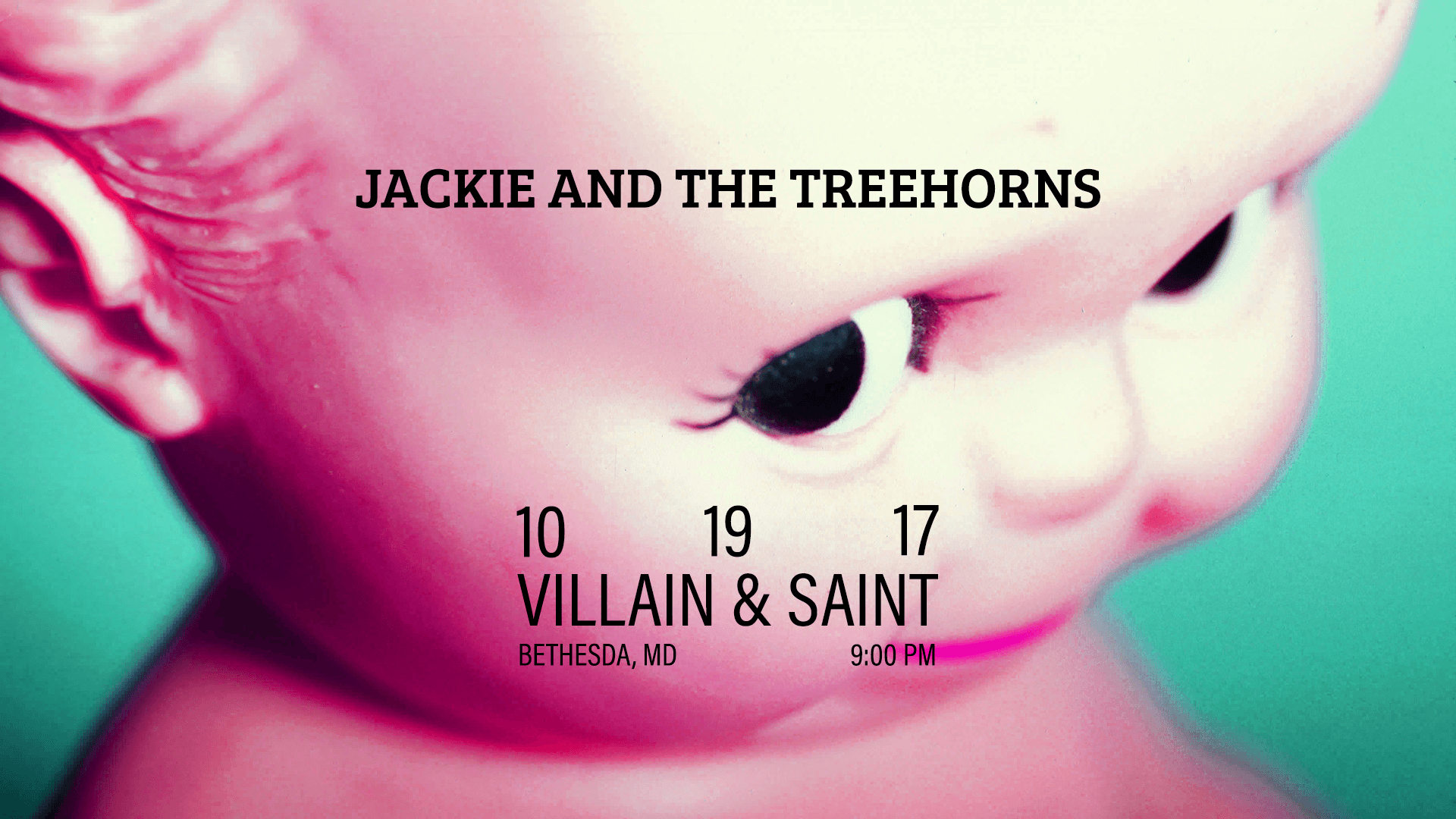 Jackie and The Treehorns @ Villain & Saint