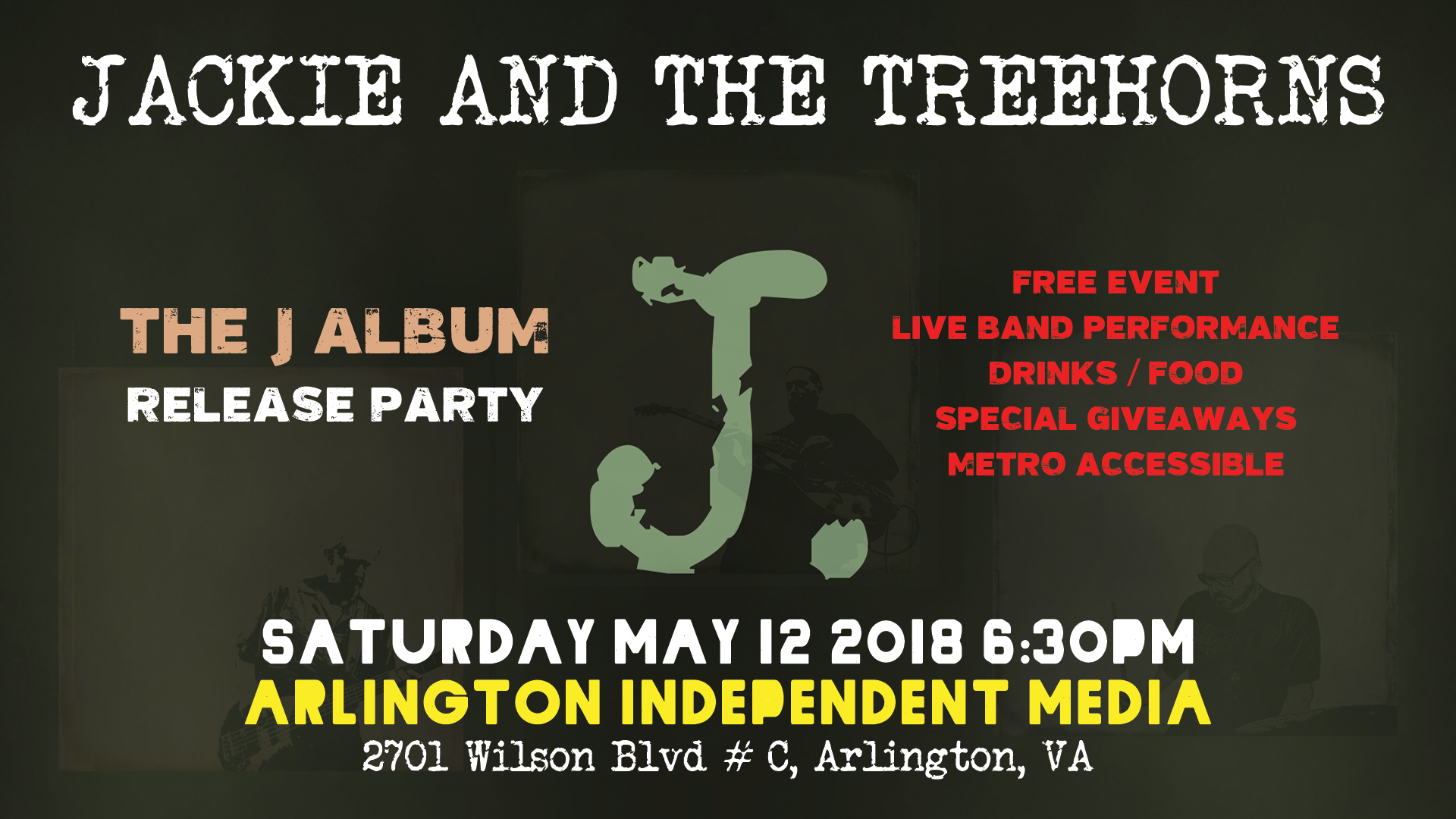 The J Album Release Party