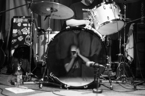The Enoch Kick Drum (Enoch Chan Productions & Photography, LLC.)