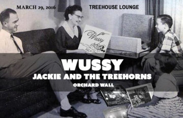 Jackie and The Treehorns @ Treehouse Lounge