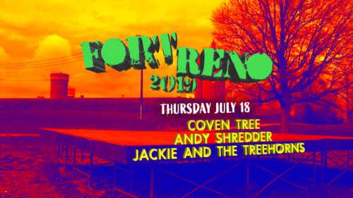 Jackie and The Treehorns @ Fort Reno DC